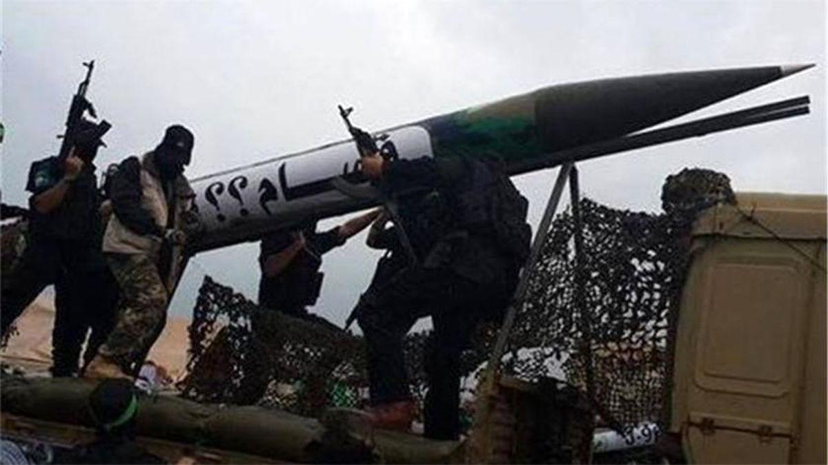 ترس صهیونیستها از توان موشکی مقاومت فلسطین