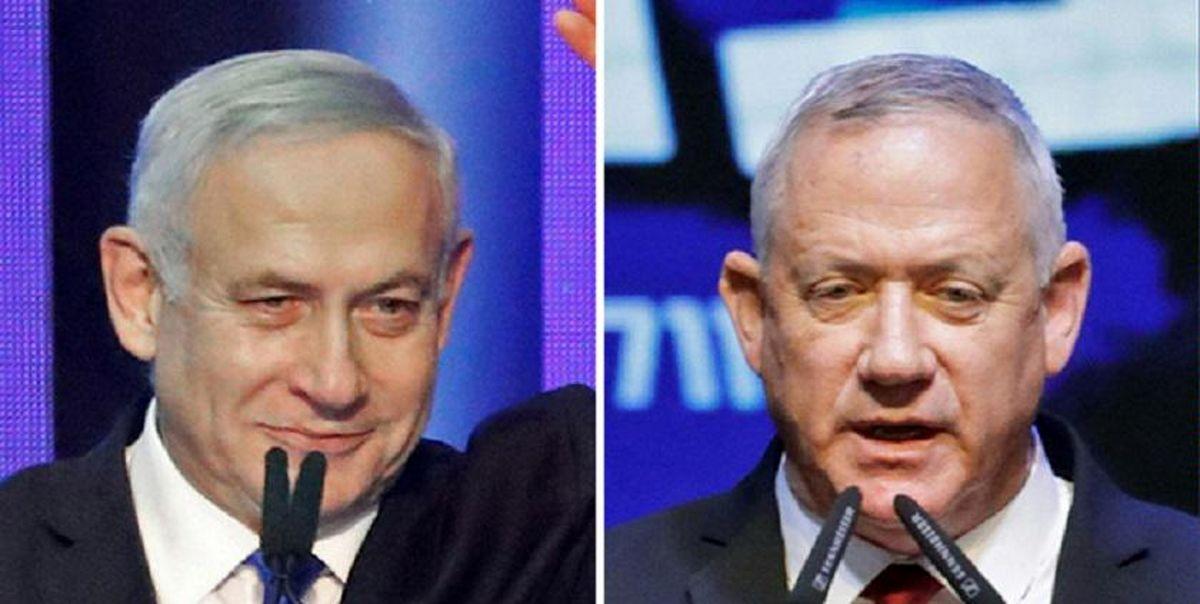 گانتز: نتانیاهو آماده تسلیم قدرت و مصونیتی که دارد، نیست