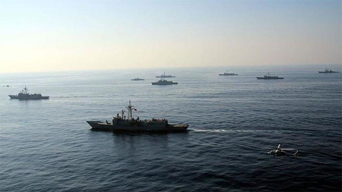 رزمایش دریایی مشترک چین و عربستان سعودی آغاز شد