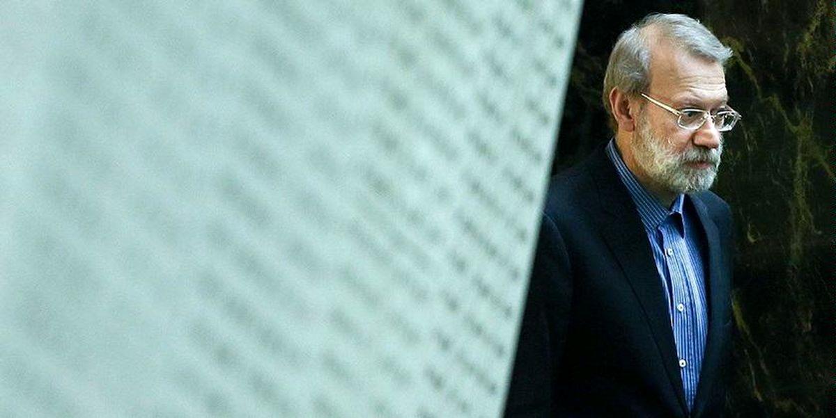 روانبخش: عدم کاندیداتوری لاریجانی همه مردم را خوش حال کرد