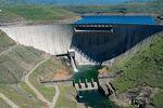 بزرگترین سد جهان در معرض خشکسالی