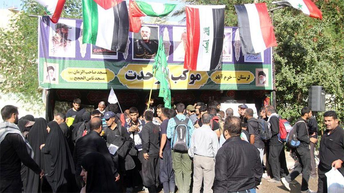موکب های پیاده روی اربعین حسینی در یونسکو ثبت شد