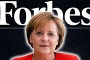 مرکل در صدر فهرست زنان قدرتمند فوربس