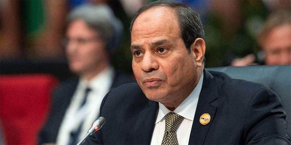 السیسی: منفعت برخی از کشورها در بی ثباتی سوریه است