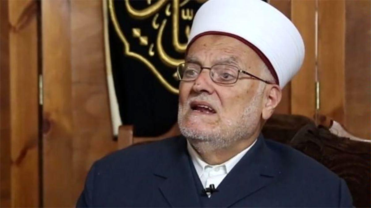 رژیم صهیونیستی خطیب مسجد الاقصی را برای بازجویی فراخواند