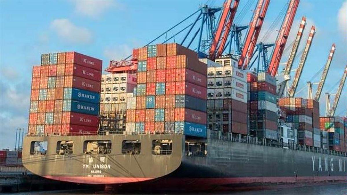 حجم تجارت خارجی به ۷۲ میلیارد دلار رسید
