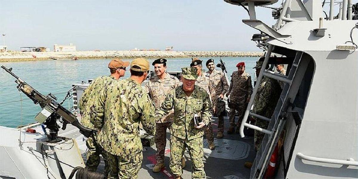 رزمایش دریایی مشترک میان عربستان و آمریکا آغاز شد