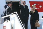 اردوغان راهی باکو شد