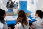 سومین انتخابات در فلسطین اشغالی آغاز شد