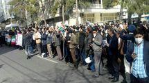 تجمع دانشجویان و طلاب در اعتراض به کشتار مسلمانان هند
