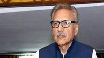 فدردانی رییسجمهور پاکستان از مواضع رهبر انقلاب در قبال مسلمانان هند