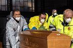 تعداد قربانیان کرونا در ایتالیا از ۱۵ هزار نفر گذشت