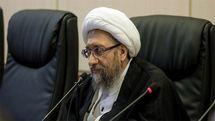 رئیس مجمع تشخیص مصلحت درگذشت آیتالله امینی را تسلیت گفت