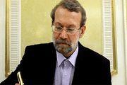 رئیس مجلس درگذشت پدر جلیلی را تسلیت گفت