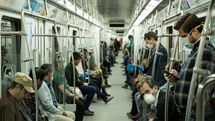 استقرار پلیس مترو در گیتهای ورودی