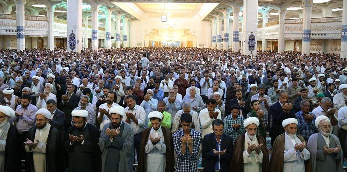 نمازجمعه این هفته در ۱۵۷ شهر برگزار میشود