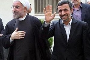 احمدی نژاد در زمین سوخته روحانی؟!