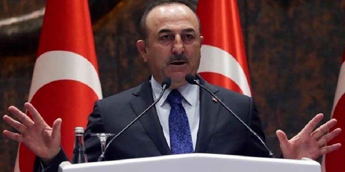 ترکیه: فرانسه مسئول هرج و مرج لیبی است