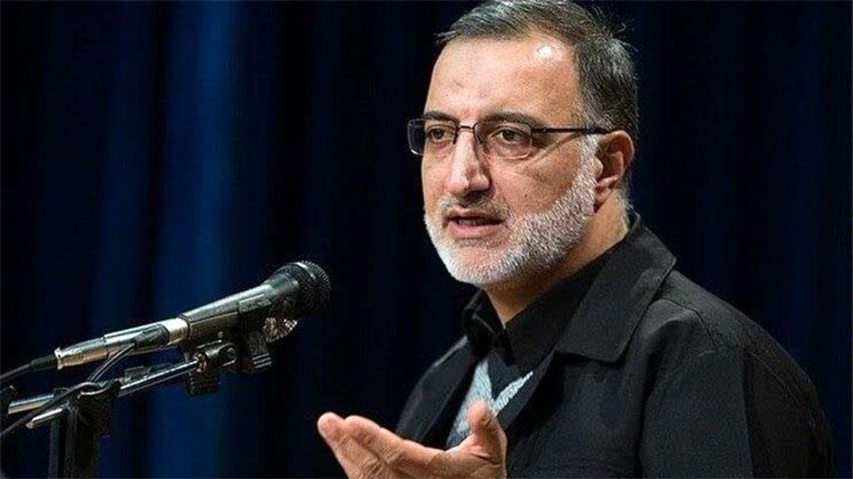 زاکانی: نامه موسوی خوئینیها ناشیانه بود