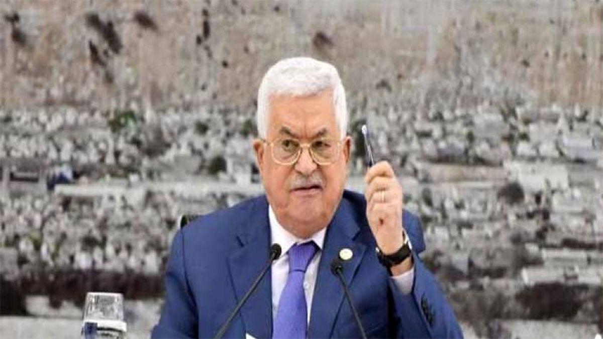«محمود عباس» برای مذاکره با تلآویو شرط گذاشت