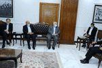 ظریف با رئیس شورای عالی قضایی عراق دیدار و گفتگو کرد