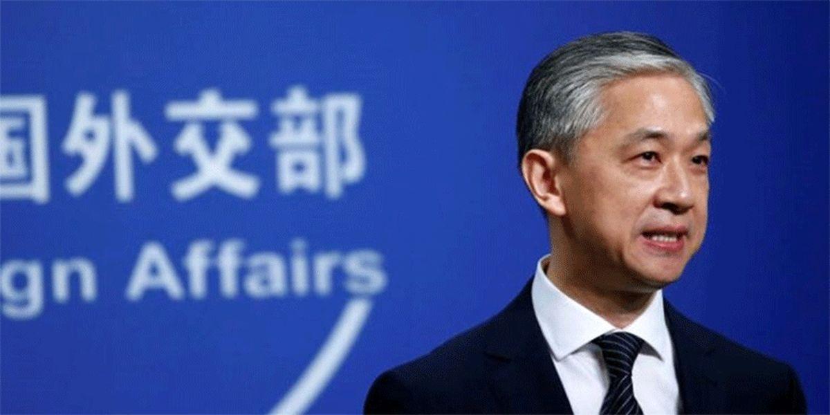 چین: اظهارات «دومینیک راب» در رابطه با اقلیت ایغور شایعه است