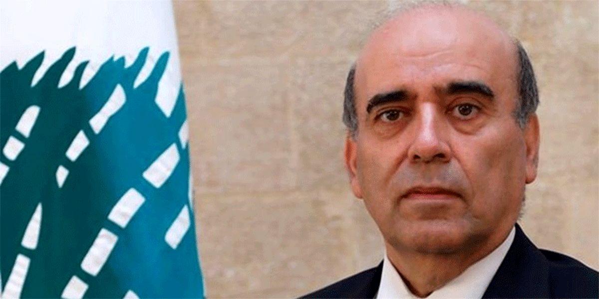 وزیرخارجه جدید لبنان: با رژیم صهیونیستی مقابله خواهیم کرد