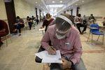 میزان رضایتمندی داوطلبان کنکور ارشد از رعایت اصول بهداشتی