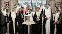شیخکهای آمریکایی در خلیج فارس گوشمالی لازمند