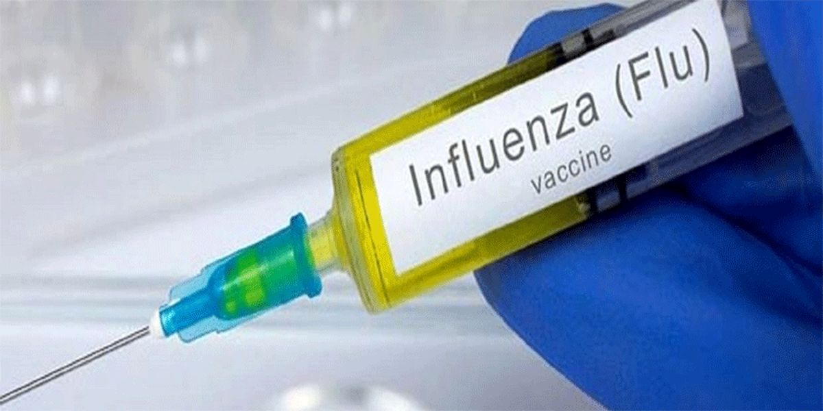 توزیع دو میلیون واکسن آنفلوانزا در شهریور