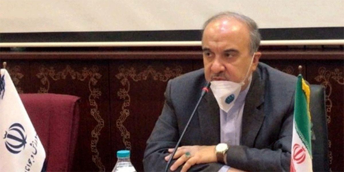 متن شکایت نمایندگان مجلس از وزیر ورزش به موجب قرارداد ویملوتس