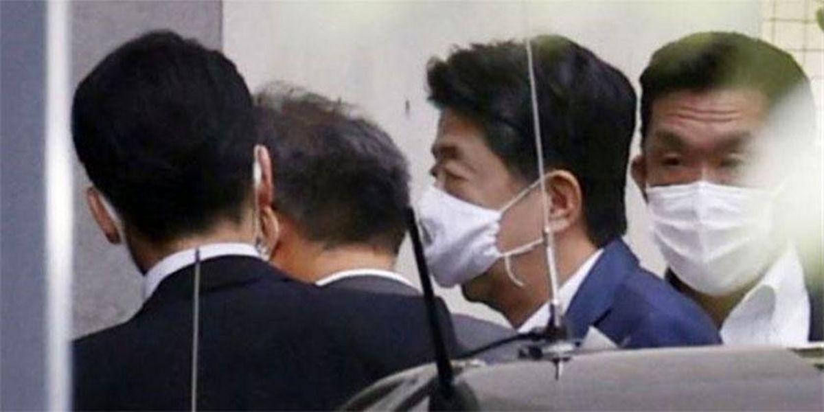 آبه باز هم راهی بیمارستان شد