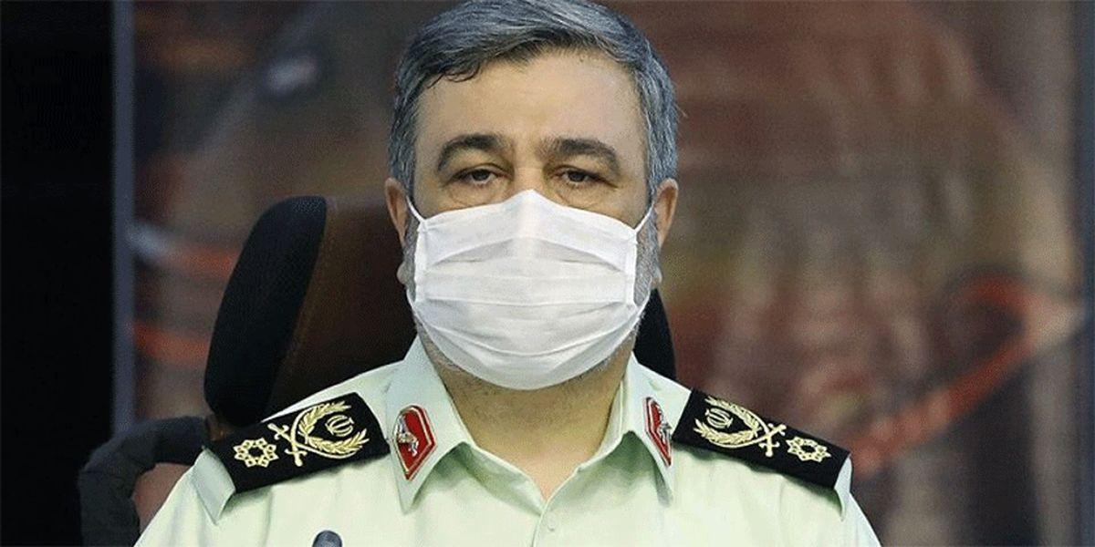 فرمانده ناجا: احتیاج به حمایتهای قضائی داریم