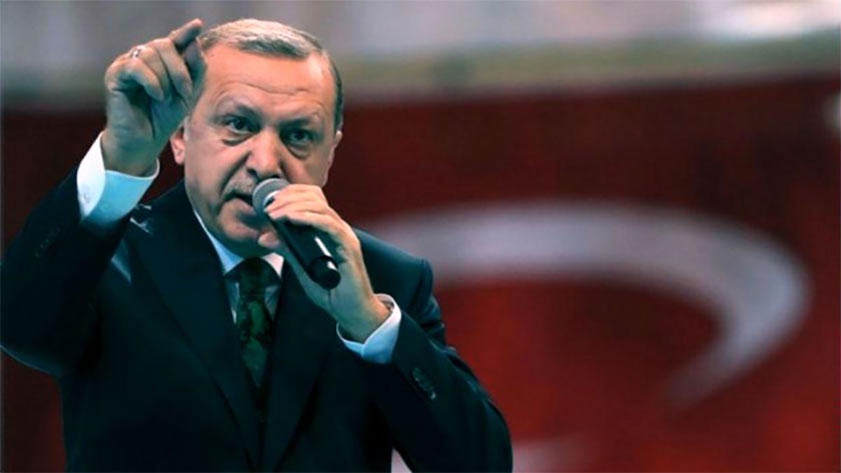 هشدار اردوغان: توازن منطقه را برهم بزنید، قبر خودتان را میکنید
