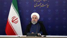 تقدیر روحانی از باشگاه پرسپولیس