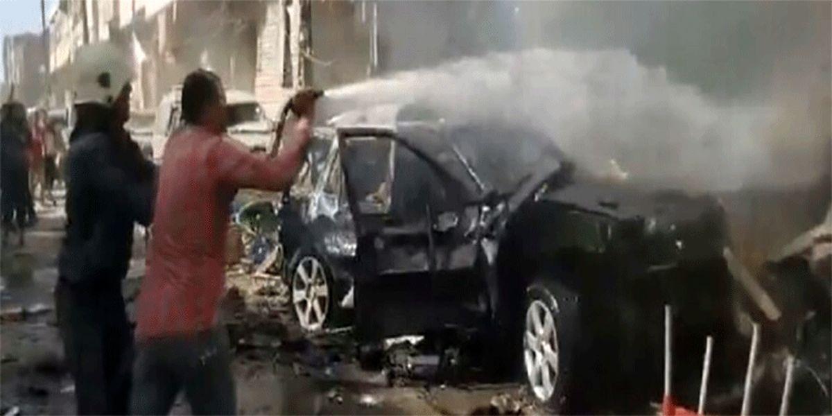 انفجار در شهر الباب سوریه با دهها کشته و زخمی