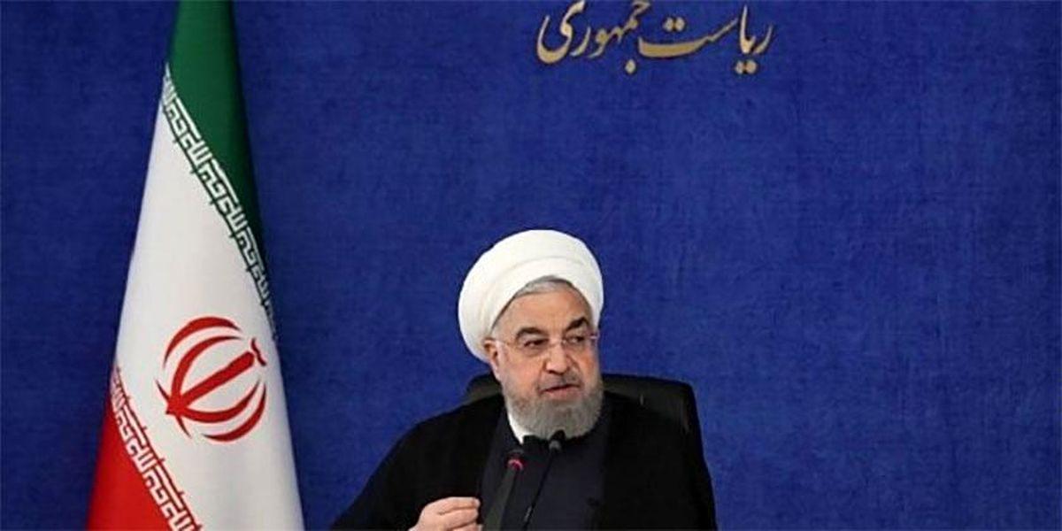 روحانی: نباید مردم را بترسانیم