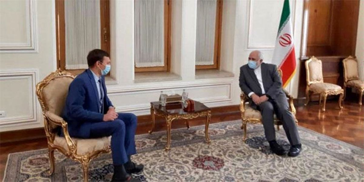 استقبال کییف از مسئولیتپذیری ایران