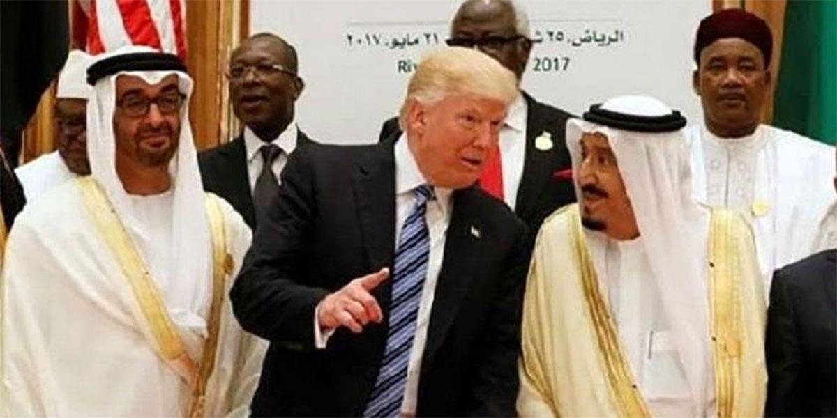چاپلوسی حاکمان دیکتاتور عرب برای اربابان خود