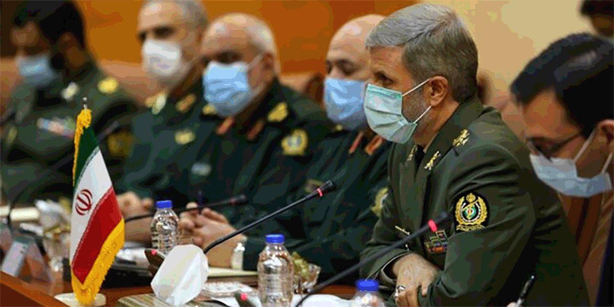 ایران آماده تامین نیازهای دفاعی عراق است