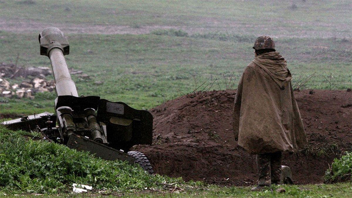 جمهوری آذربایجان: ارمنستان آتشبس را نقض کرد