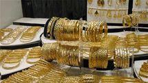 قیمت طلا در بازار تهران افزایش یافت