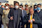 عمران خان به کابل رسید