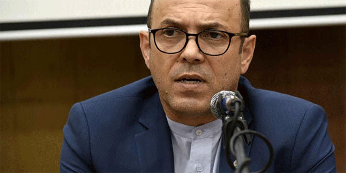 عکس: مدیر عامل سابق استقلال دوباره به کرونا مبتلا شد