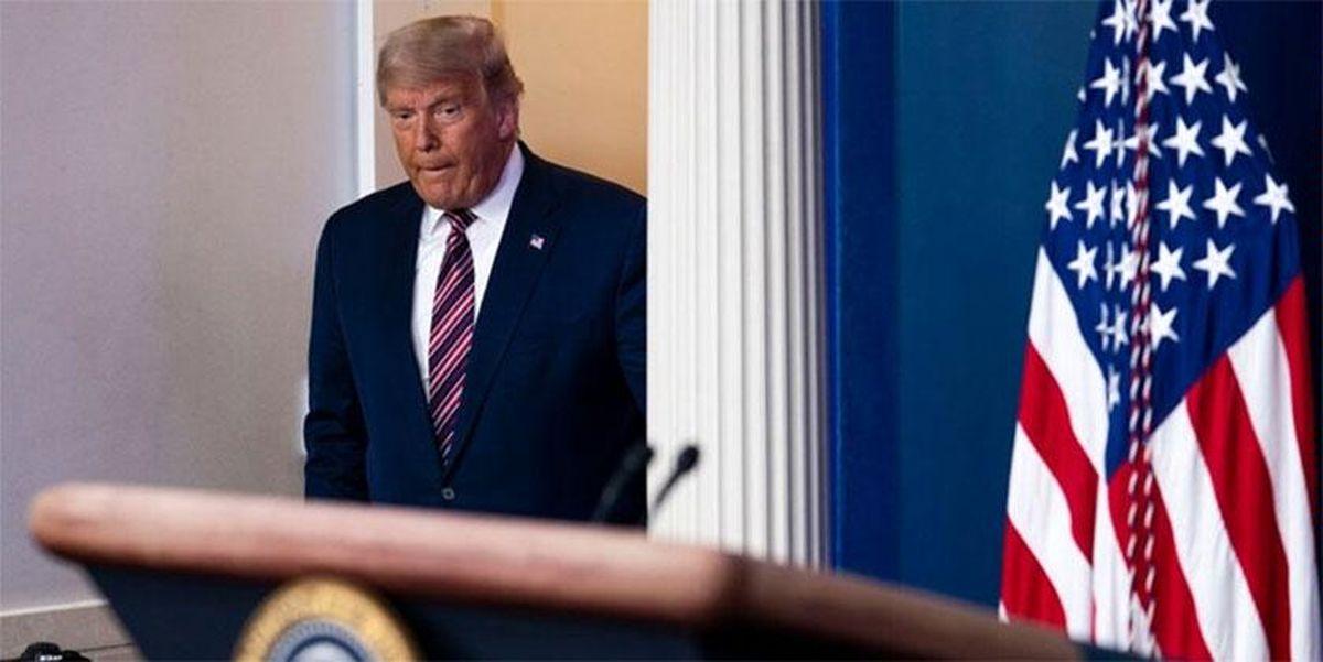 اتهام علیه ترامپ در کاخ سفید