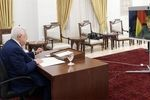 گفتوگوی مجازی «محمود عباس» و مرکل
