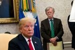 بولتون: ممکن است ترامپ به برجام برگردد