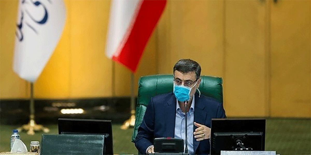 قاضیزاده هاشمی عضو ستاد ملی کرونا شد
