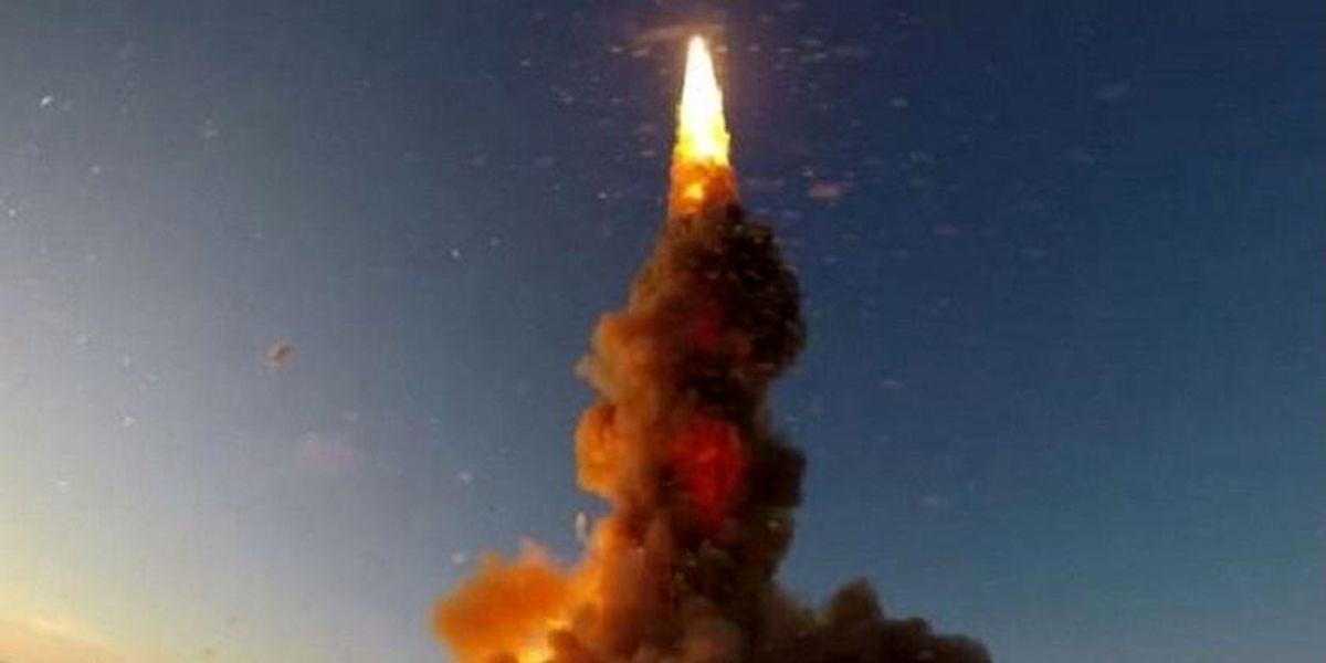 پاسخ روسیه به آمریکا با آزمایش موفق سامانه موشکی