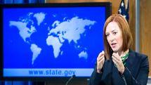 سخنگوی کاخ سفید دولت بایدن انتخاب شد